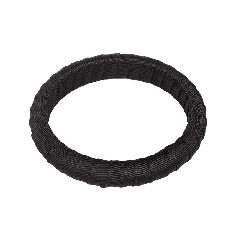 FC Grosgrain Bangle - Black
