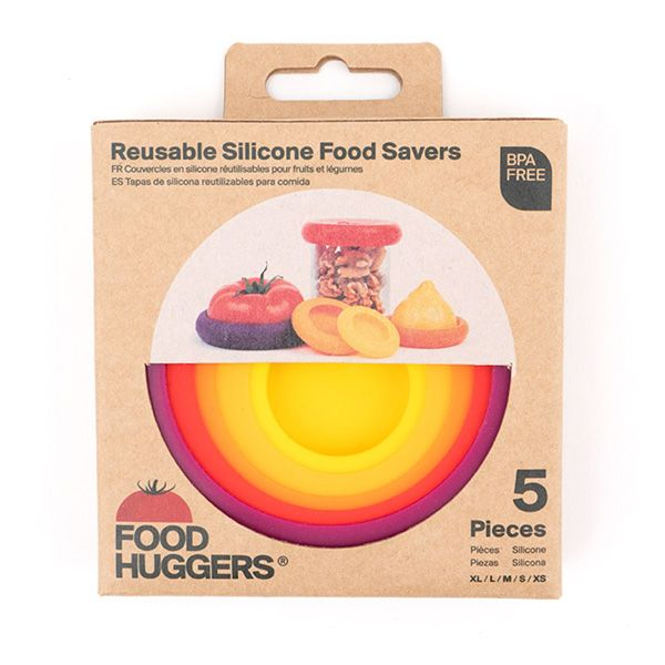 Food Huggers Set of 5 - Autumn Harvest