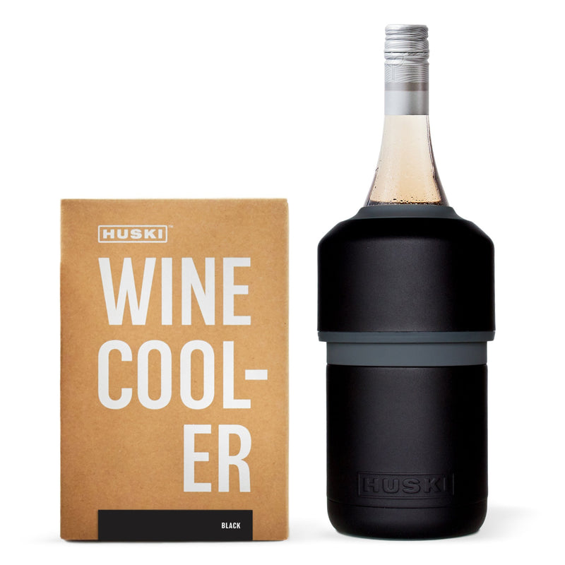 Huski Wine Cooler - Black
