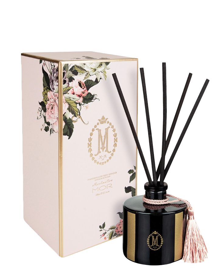 MOR Marshmallow Reed Diffuser 180ml