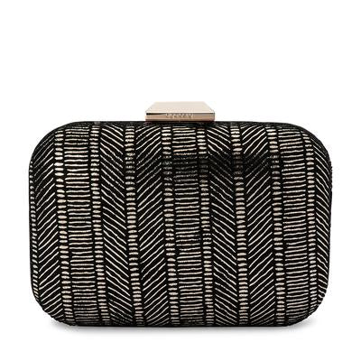 Olga Berg Ren Tribal Clutch - Gold