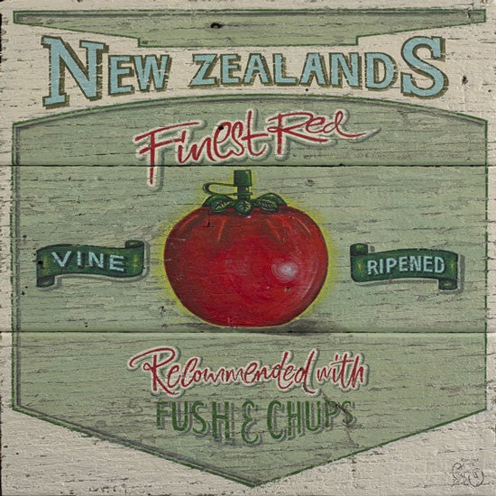 PD Lunch Napkin NZ - Finest Red