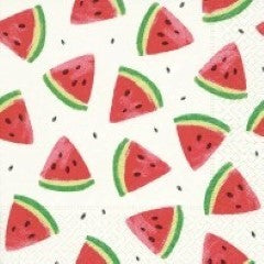 PD Lunch Napkin - Melon Pieces