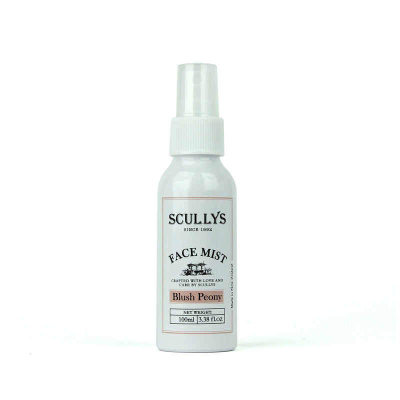 Scully's Face Mist 100ml - Blush Peony