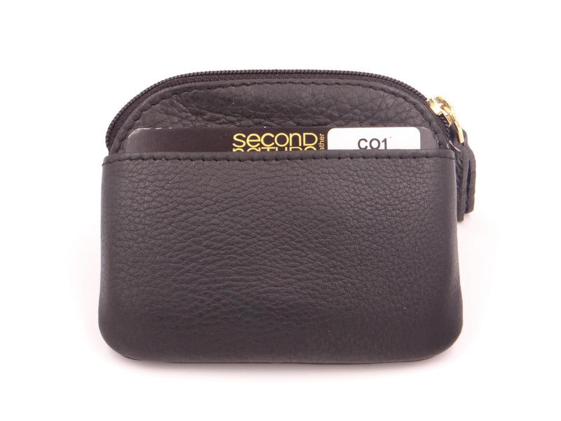SN Manage Me Coin Purse C01 - Black