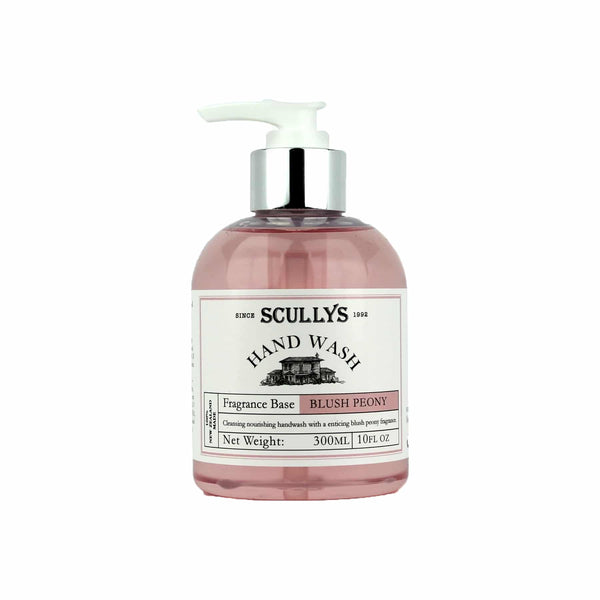 Scully's Hand Wash 300ml - Blush Peony