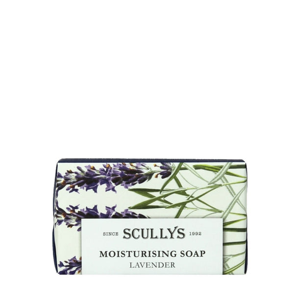 Scully's Luxury Soap 150gm - Lavender