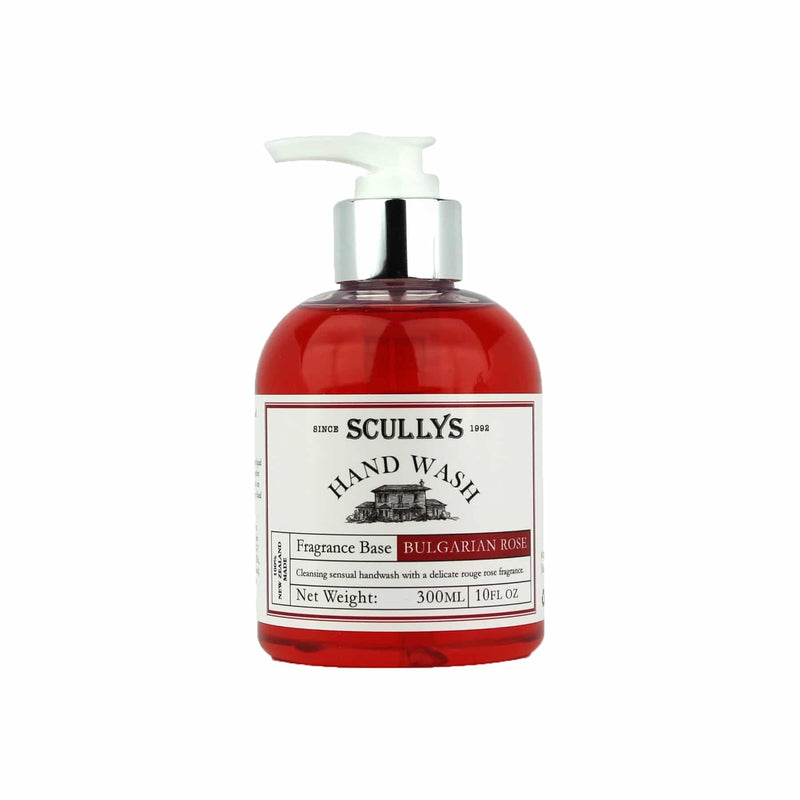Scully's Hand Wash 300ml - Rose