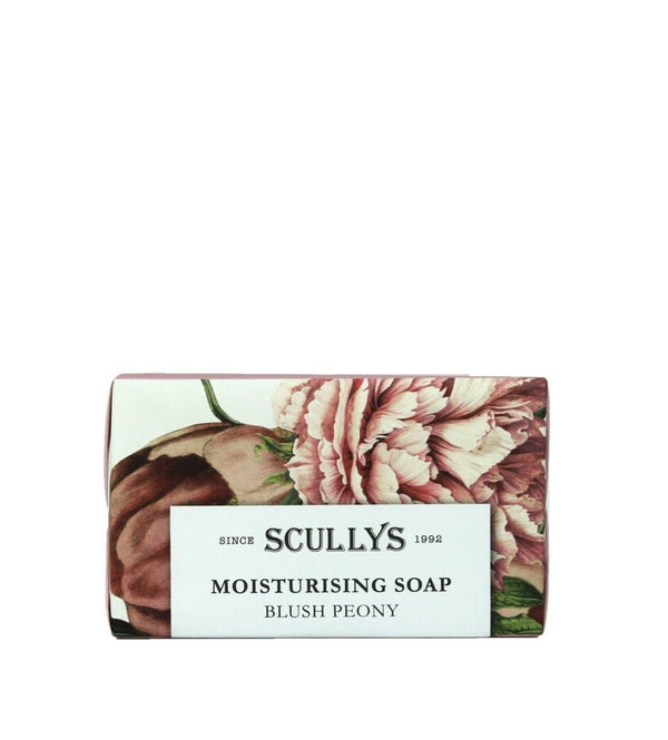 Scully's Luxury Soap 150gm - Blush Peony