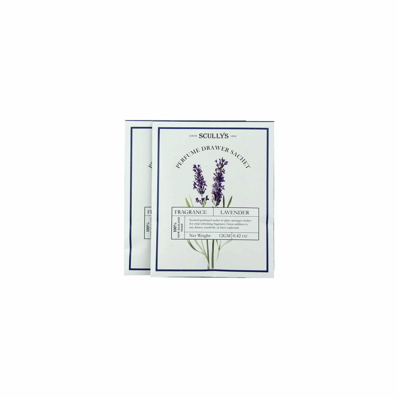 Scully's Perfume Drawer Sachet - Lavender
