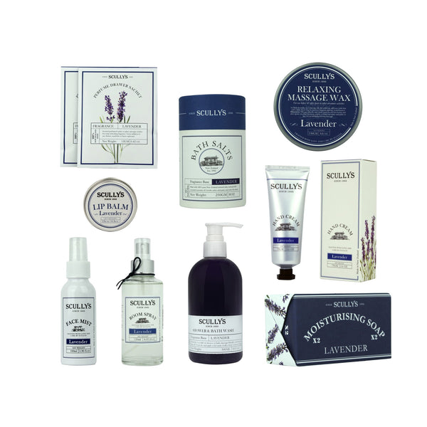 Scully's Ultimate Luxury Box - Lavender