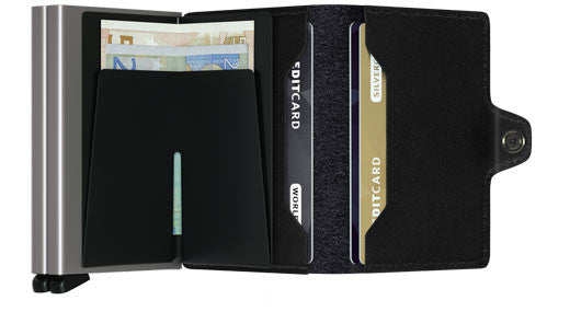 Secrid Twinwallet - Original Black
