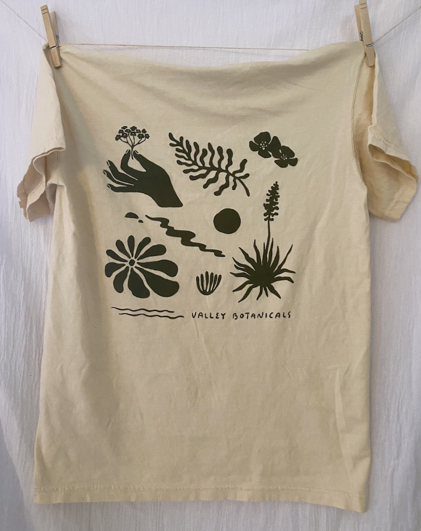 Valley Botanicals Pocket Tee