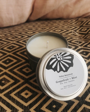 Soy Candle / 4oz tin