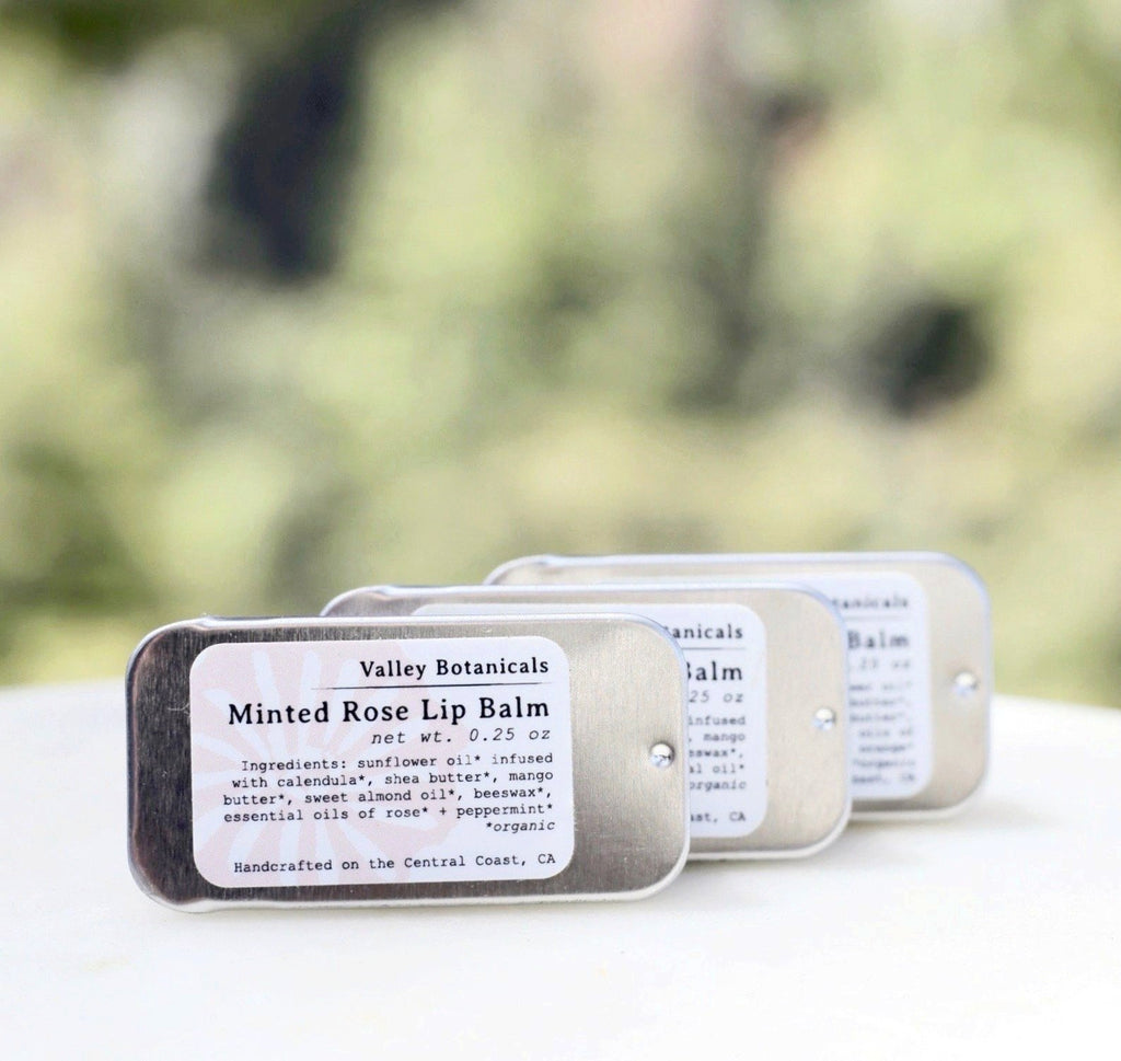 Herbal Lip Balm / Tin