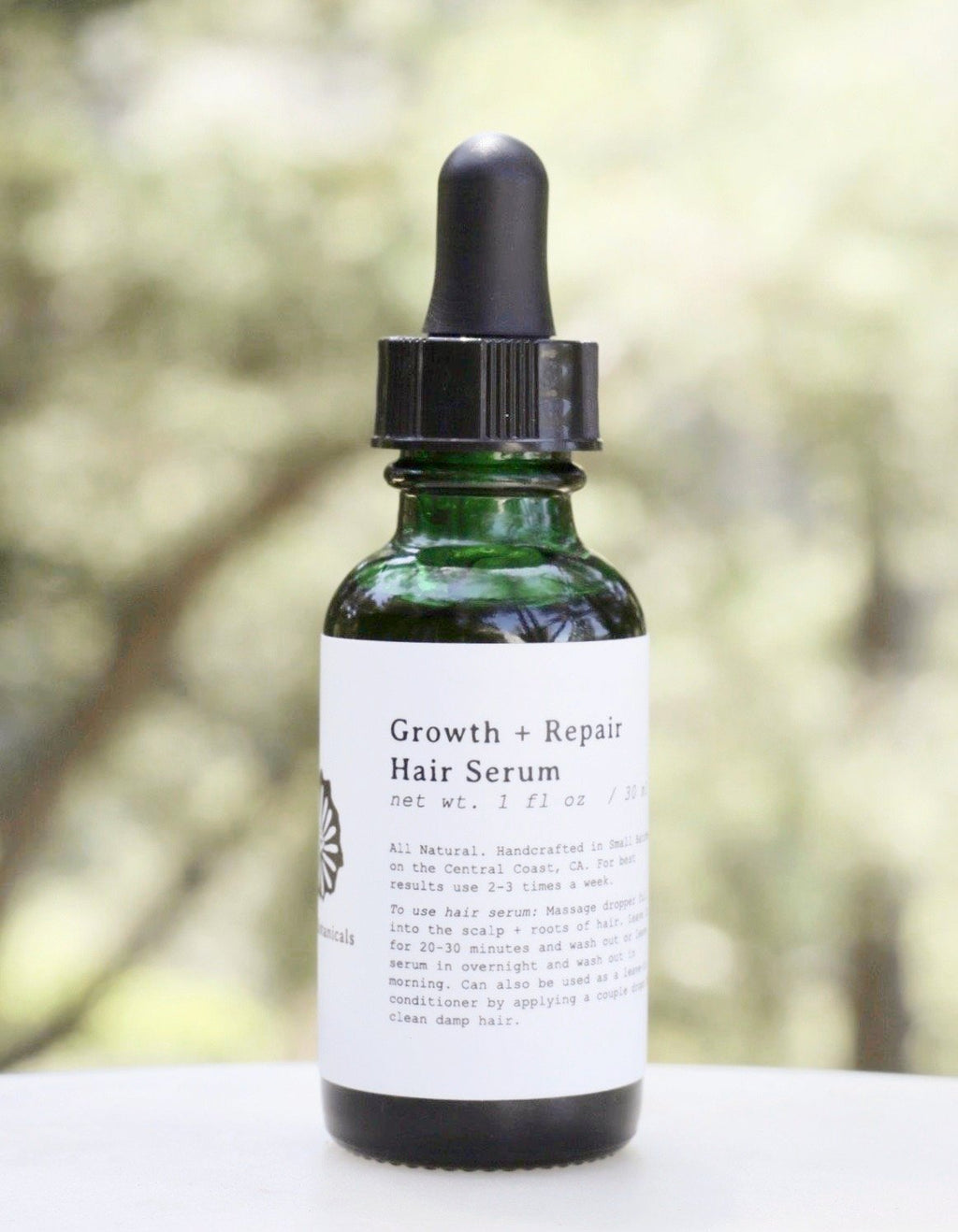 Growth + Repair Hair Serum