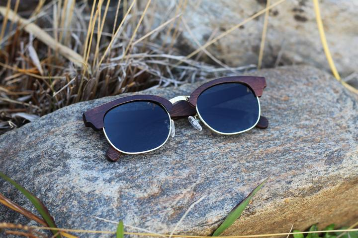 """The Everyday"" Wooden Sunglasses"