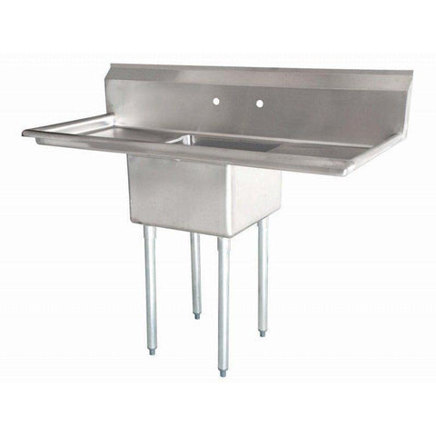 Stainless Steel 1 Compartment Sinks