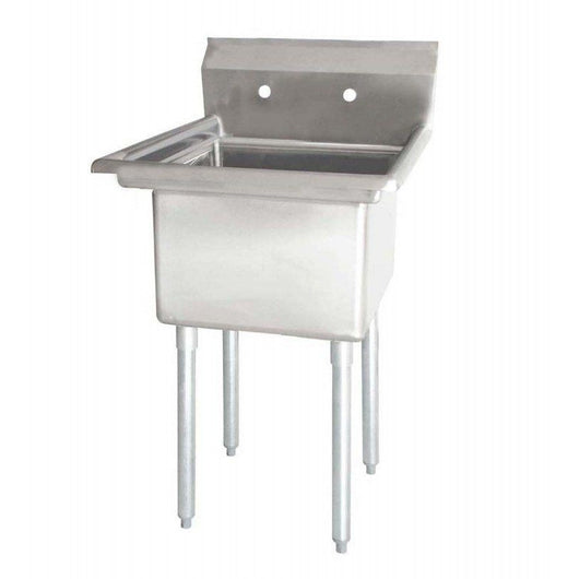Stainless Steel 1 Compartment Sink 24