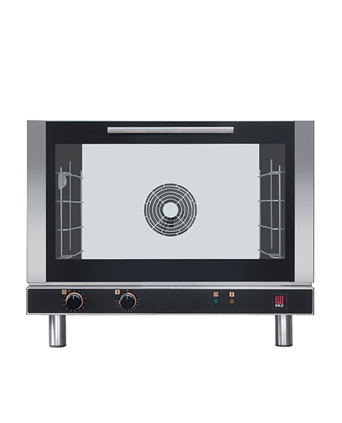 EKA- Evolution Electric Convection Oven- EKFA 464 - Commercial Kitchen USA