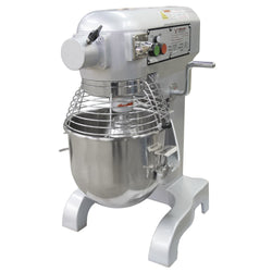 American Eagle AE-10NA 10Qt Planetary Mixer w/Safety Guard, 2/3HP, 3 speeds - Commercial Kitchen USA