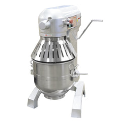 American Eagle AE-300A 30Qt Planetary Mixer w/Safety Guard 1.5HP 3 speeds - Commercial Kitchen USA