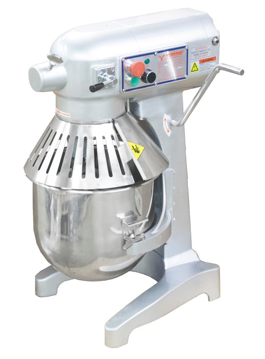American Eagle AE-200A 20Qt Planetary Mixer w/Safety Guard, 1HP, 3 speeds - Commercial Kitchen USA