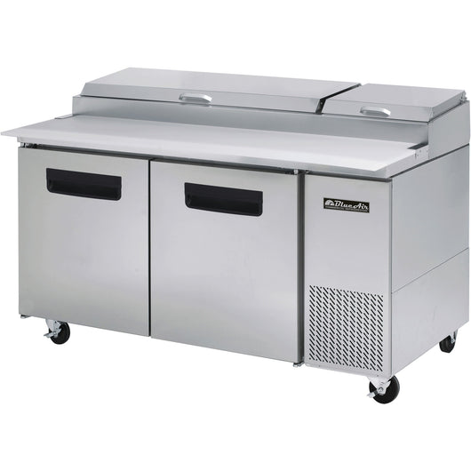 Blue Air Commercial Refrigerated Pizza Prep Table 67