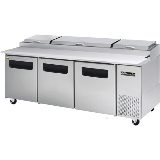 Blue Air Commercial Refrigerated Pizza Prep Table 94
