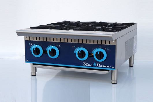 Blue Flame Commercial 24