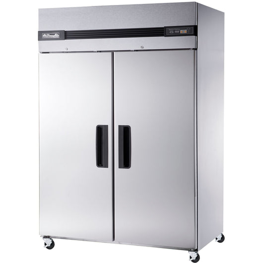 Blue Air Commercial Kitchen 2 Door Reach-In Refrigerator 54