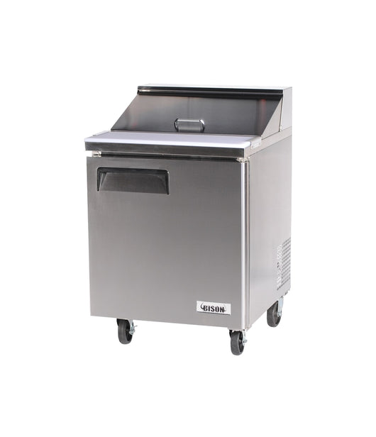 Bison Refrigeration BST-27 1 Door Sandwich Unit 27