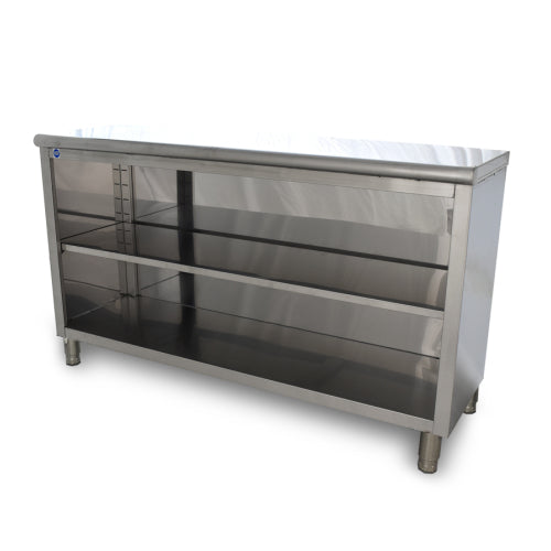 Stainless Steel Dish Cabinet 16
