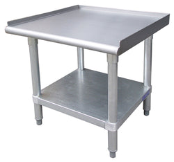 Stainless Steel Equipment Stand w/ Undershelf 24