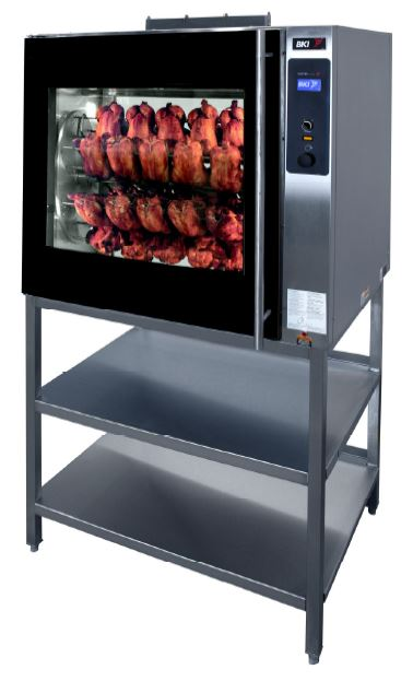 OVEN, GAS, ROTISSERIE BKI Model No. DRGV‐7 - Commercial Kitchen USA