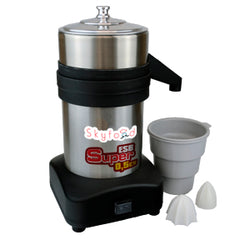 Skyfood - Heavy Duty Citrus Juice Extractor 1/2 HP - STAINLESS STEEL JUICING HEAD - ESBS Super for Pickup - Commercial Kitchen USA