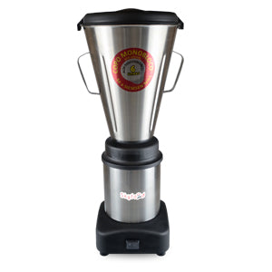 Skyfood- 1 1/2 gal Food Blender 3,500 RPM 1/2 HP - STAINLESS STEEL SEAMLESS CONTAINER- LAR-6MBS for Pickup - Commercial Kitchen USA