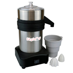 Skyfood | Citrus Juice Extractor 1/4 HP - STAINLESS STEEL - ESBS for Pickup - Commercial Kitchen USA