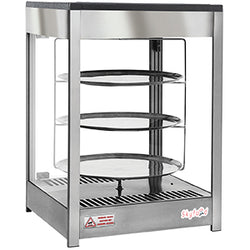 Skyfood- Pizza Display Case - Triple Tray 16