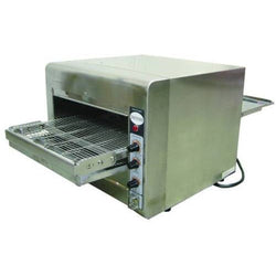 Commercial Kitchen Stainless Steel Countertop Pizza Conveyor Oven - Commercial Kitchen USA