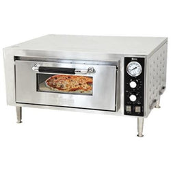 commercial kitchen countertop single deck quartz pizza oven commercial kitchen usa