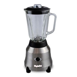 48 oz Blender 18.000 RPM 1- peak HP - Glass Container - Commercial Kitchen USA