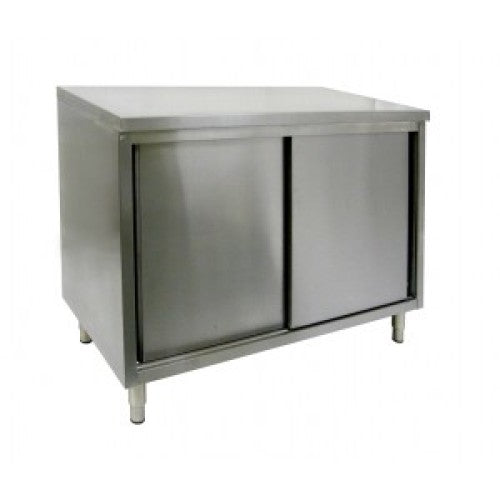 Stainless Steel Work Cabinet 24