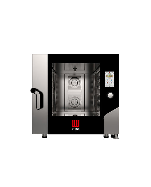 EKA - Millennial Electric Combi Oven- MKFA 664 TS - Commercial Kitchen USA