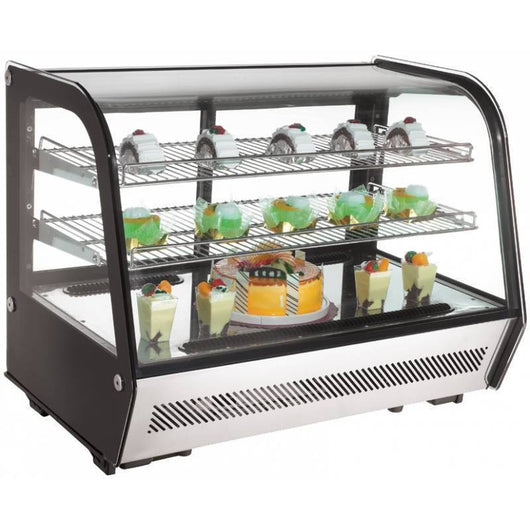 Commercial Countertop Refrigerated Display Showcase 35