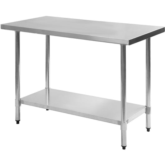 Stainless Steel Work Prep Table 18