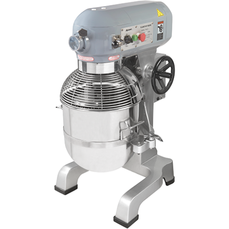 Commercial Kitchen 30 Qt. Planetary Mixer ETL Certified 2.4 HP - Commercial Kitchen USA