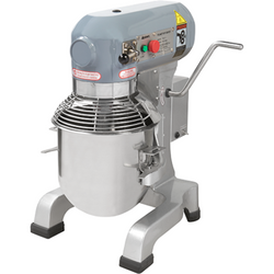 Commercial Kitchen 10 Qt. Planetary Mixer ETL Certified .75 HP - Commercial Kitchen USA