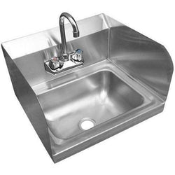 Stainless Steel Wall-Mount Hand Sink 15