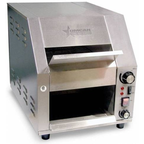 Commercial Kitchen Stainless Steel Countertop Conveyor Toaster - Commercial Kitchen USA